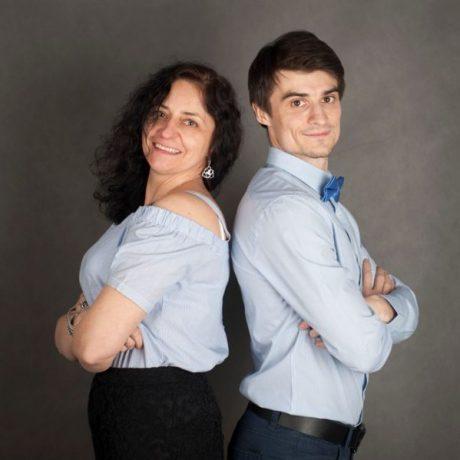 Magdalena Maria Boroń i Mariusz Dąbrowski